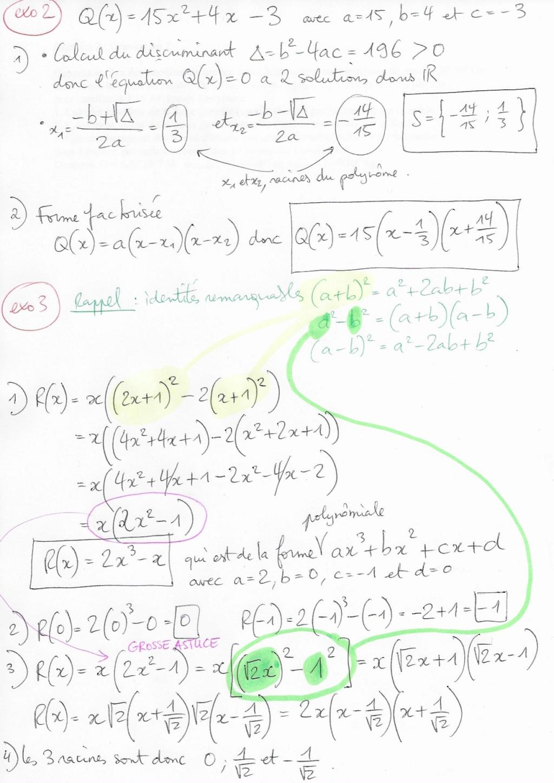 Corrigé DS Maths 1 30491510