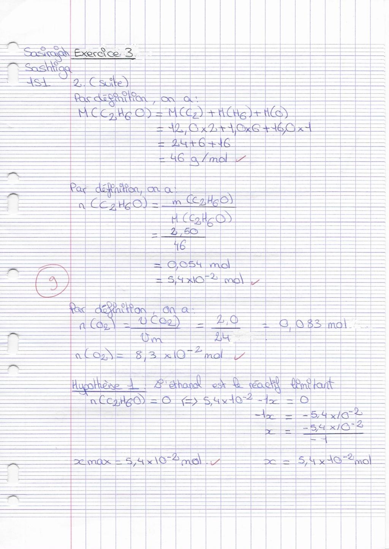 Corrigé du DM de chimie Docfil14