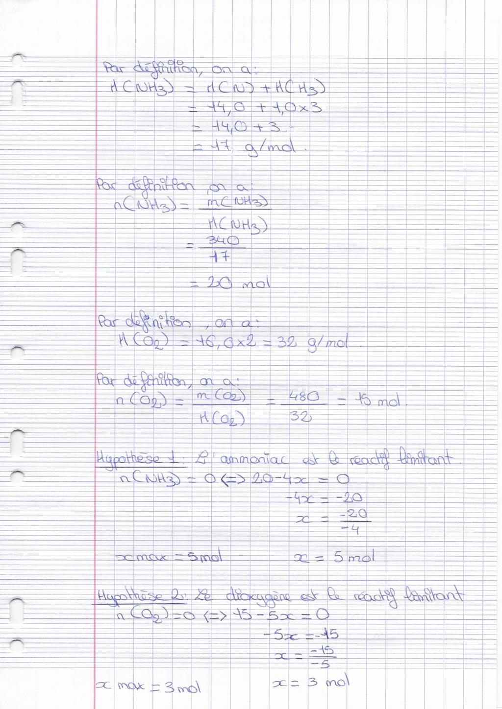 Corrigé du DM de chimie Docfil17