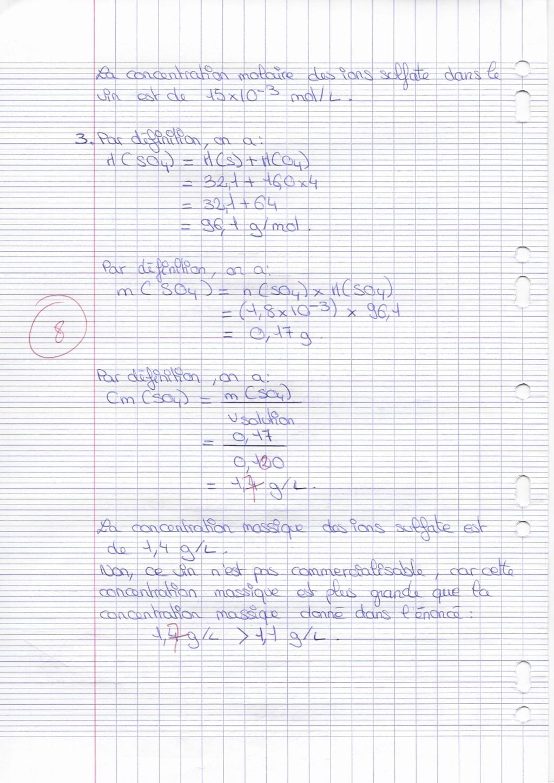 Corrigé du DM de chimie Docfil19