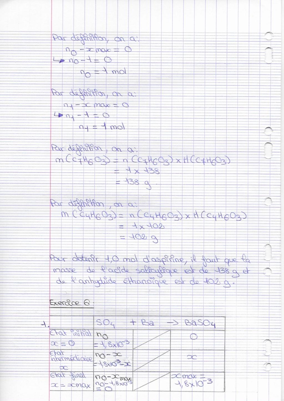 Corrigé du DM de chimie Docfil20