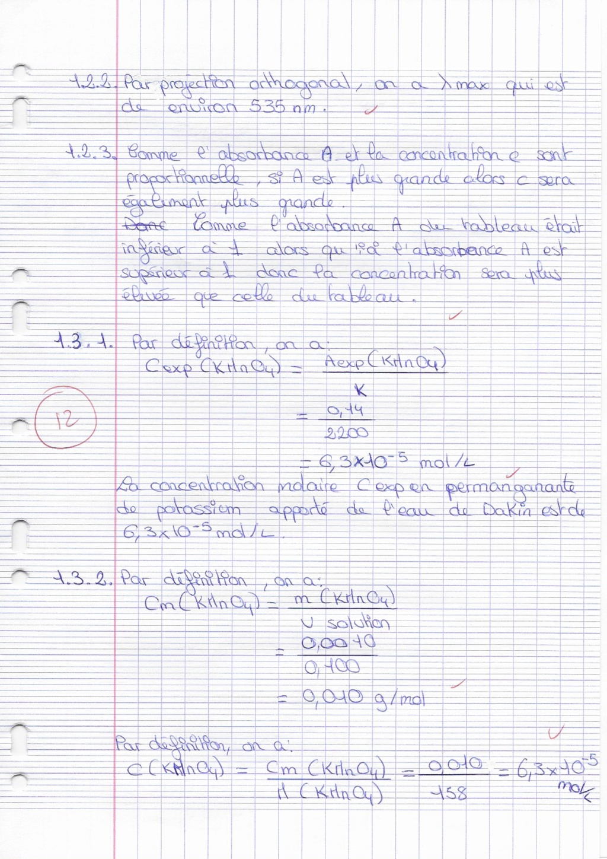 Corrigé du DM de chimie Docfil21