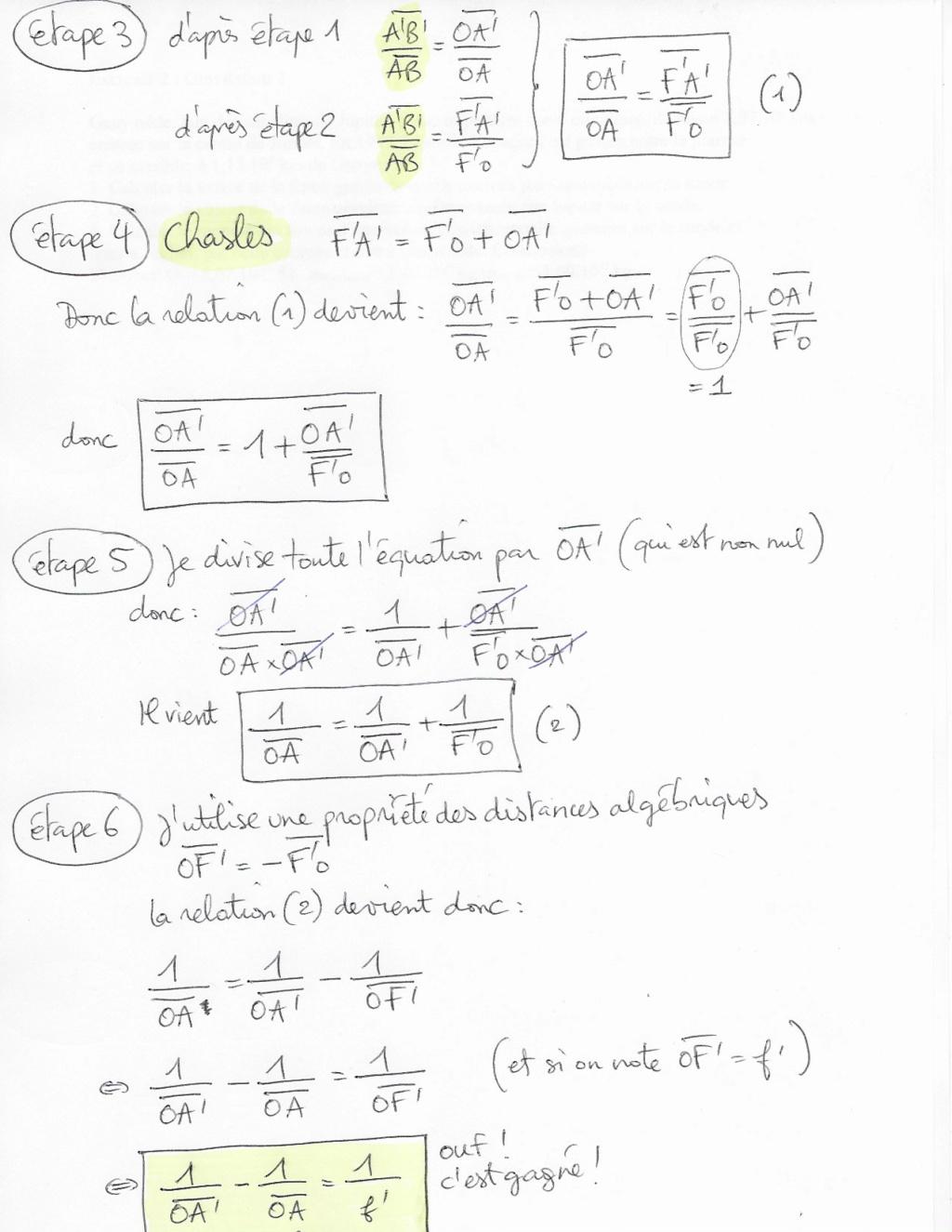 Démonstration: Formule de conjugaison Dzomo210