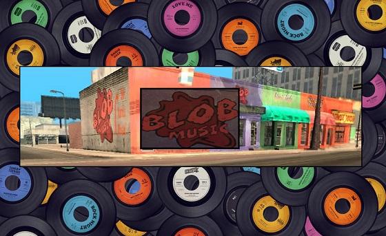 ♫ Blob Music ♫ - Studio d'enregistrements Vinyl-10