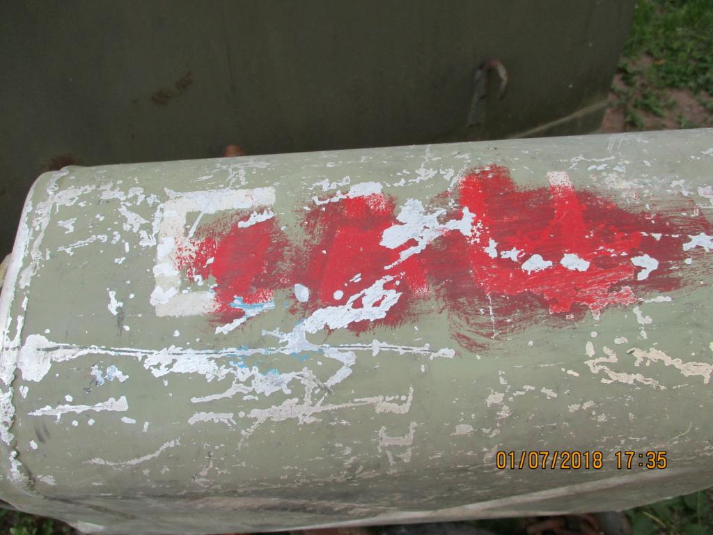 Jerrycan SEA aluminium  Alu_ea19