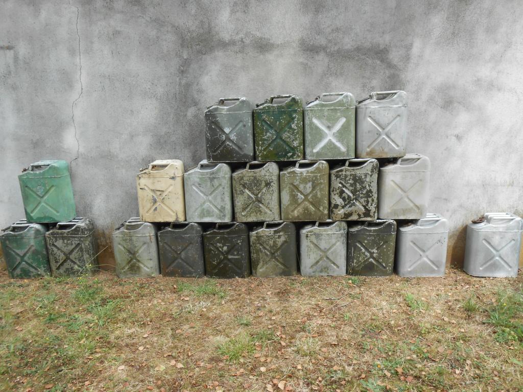 Jerrycan SEA aluminium  Alu_us10