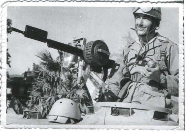 Mitrailleuse M.A.C. 31E dite « REIBEL »  Lozeri10