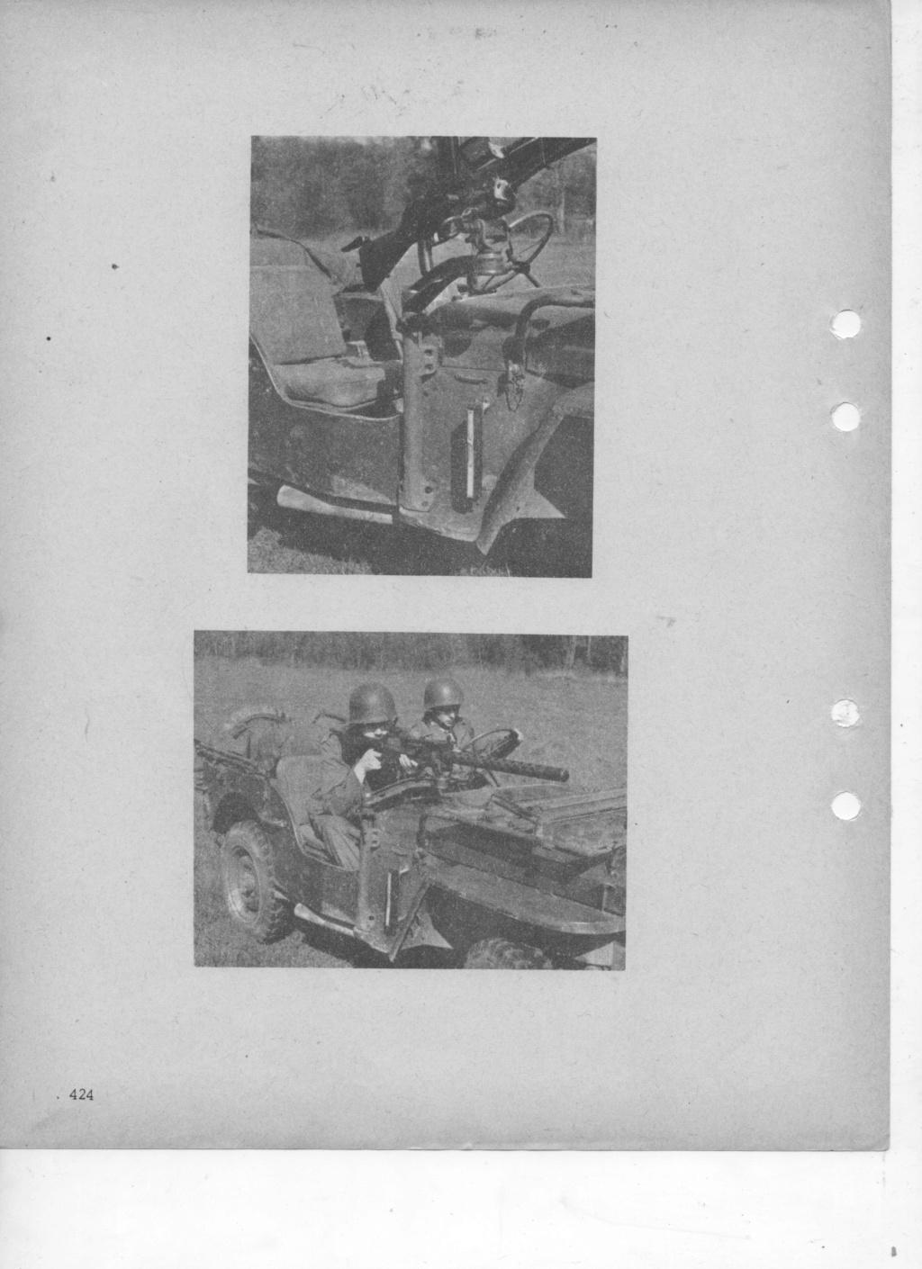 Armement de bord de la VLR DELAHAYE (affut) Mat_1012