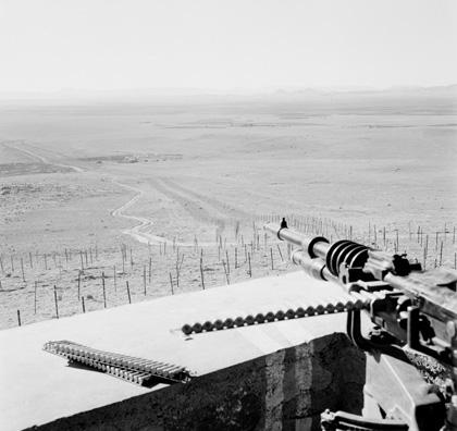 les dernieres mitrailleuse Hotchkiss en service opérationel Mitrai10