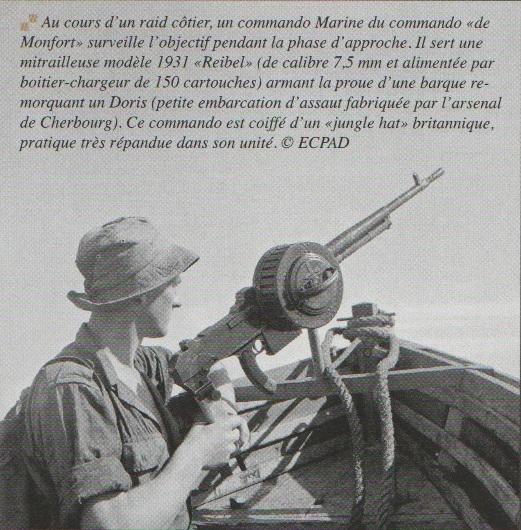 mitrailleuse Reibel MAC31A2 Ommand10