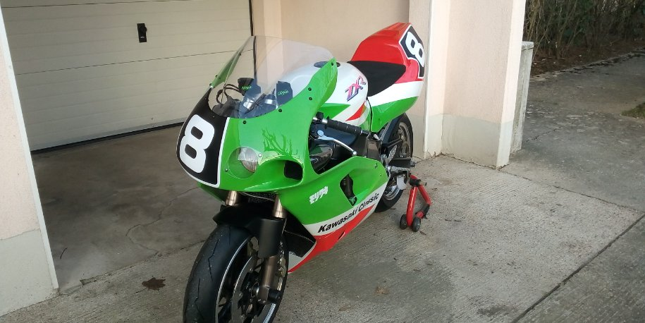 """ZXR 750  """"ENDURANCE"""" - Page 6 Image011"""