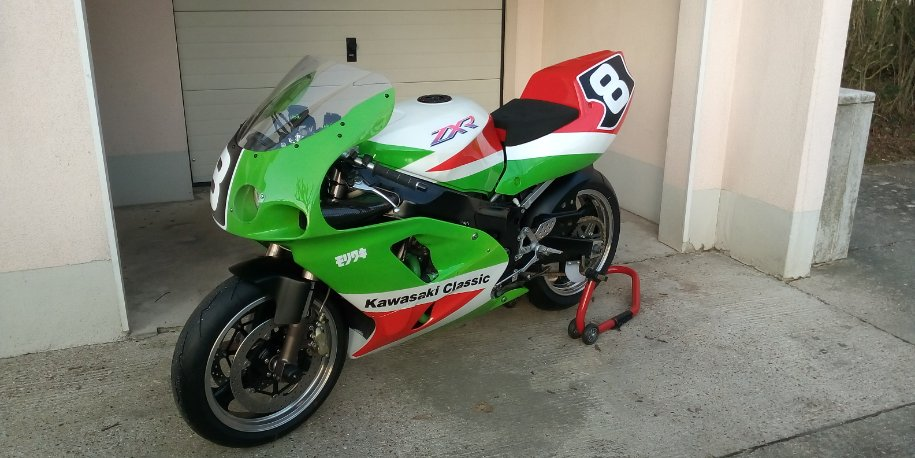 """ZXR 750  """"ENDURANCE"""" - Page 6 Image012"""