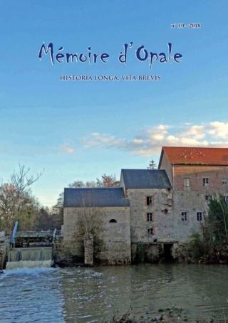 **** Mémoire d'Opale **** Couver12