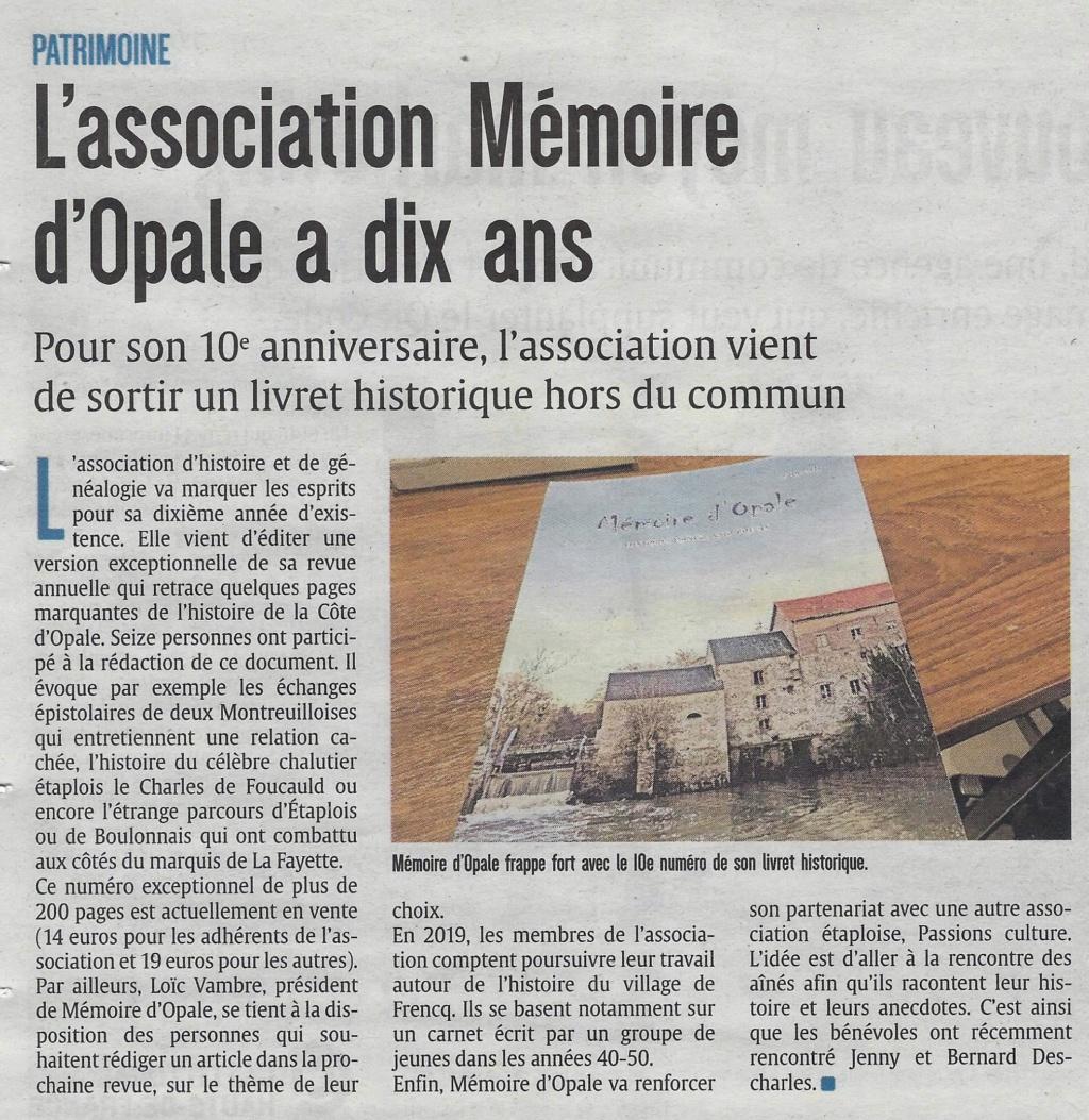Mémoire d'Opale n° 10 Le_1011