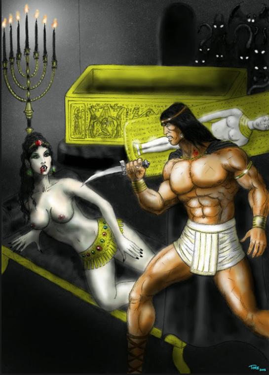 CRIATURAS ; MONSTRUOS Y SERES MITOLOGICOS EN LA ERA HIBORIA - Page 3 Sin_tz10