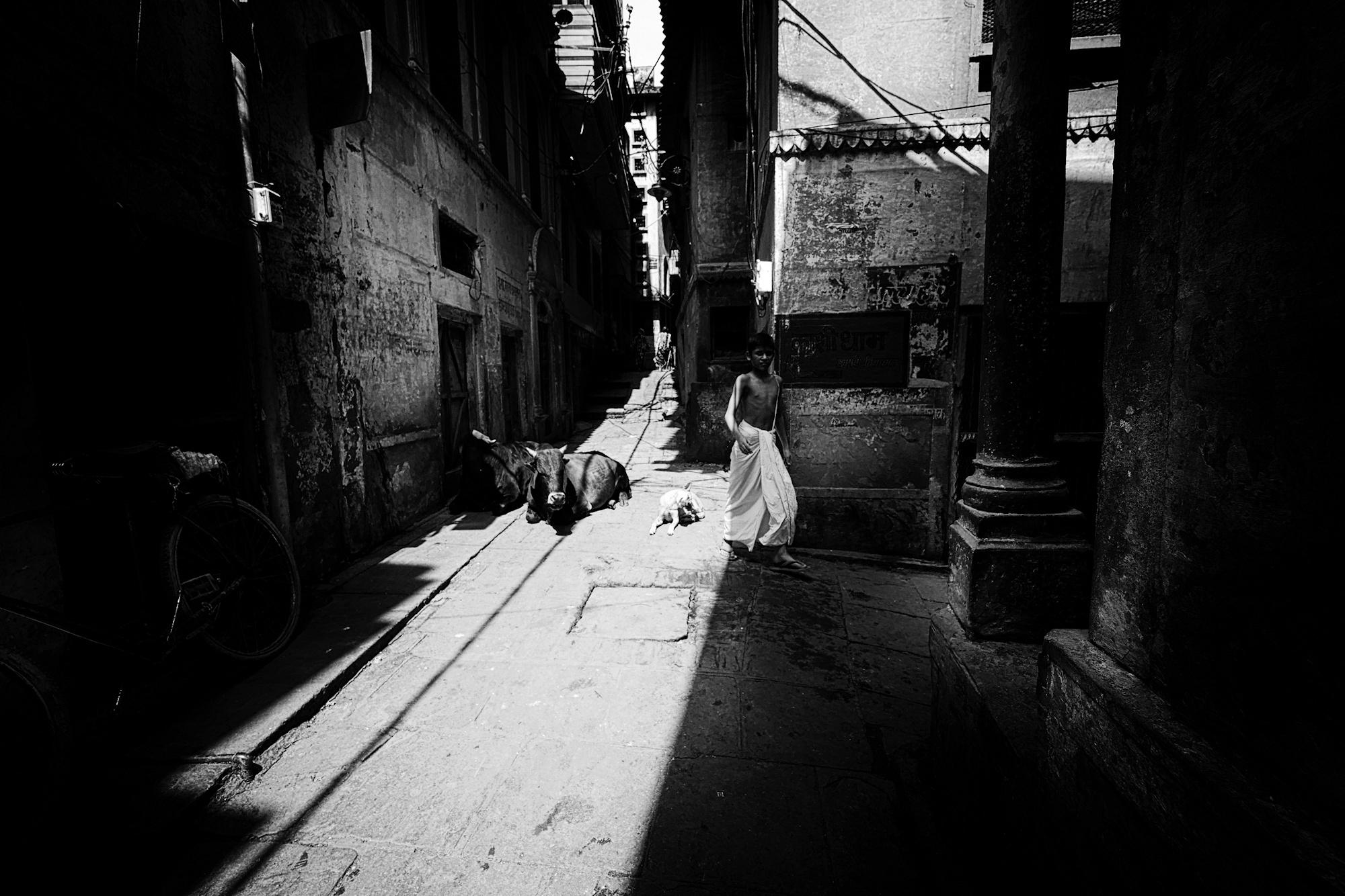 Balade dans les ruelles de Varanasi 001_p111