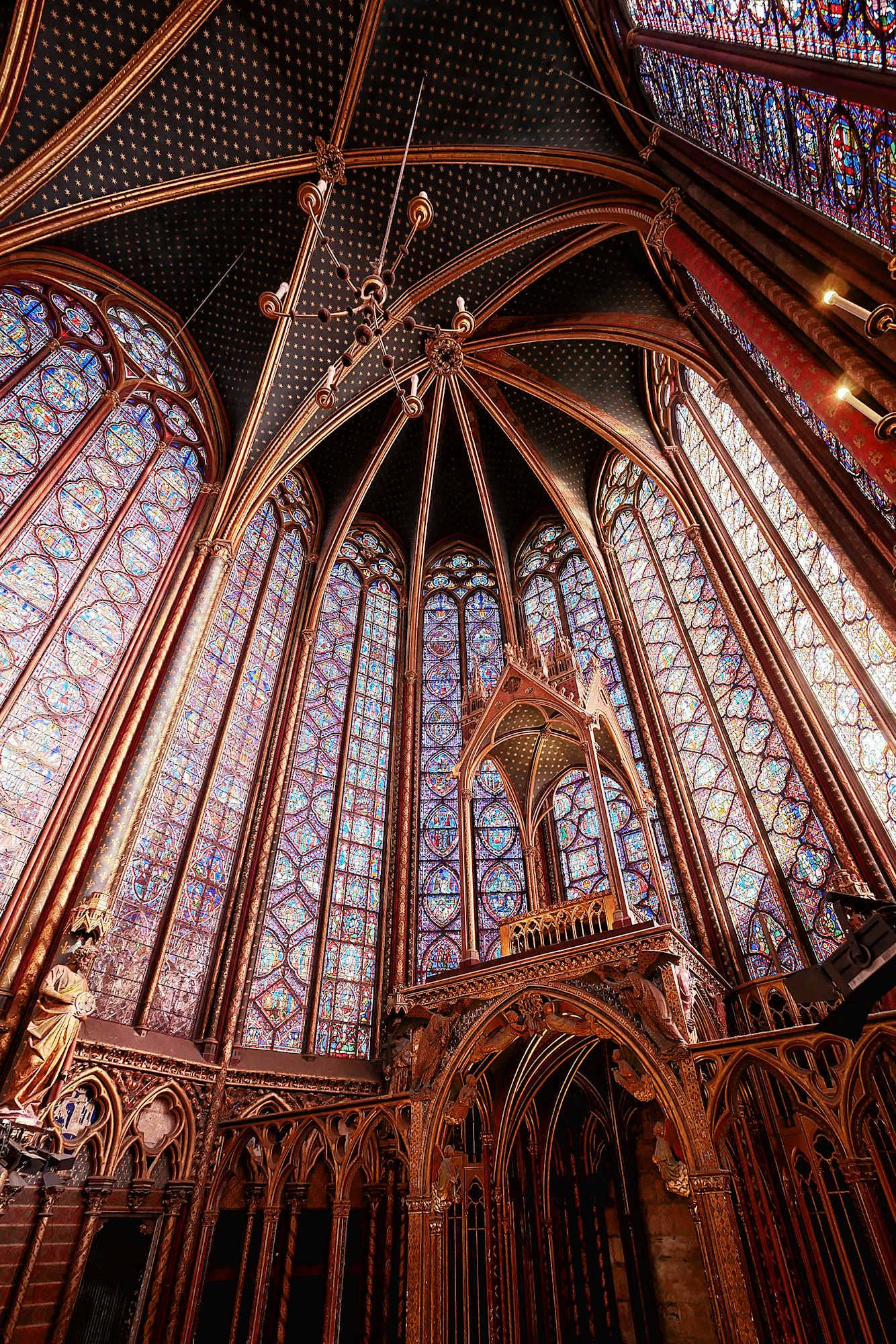 Sainte Chapelle  (la série) 005_p112