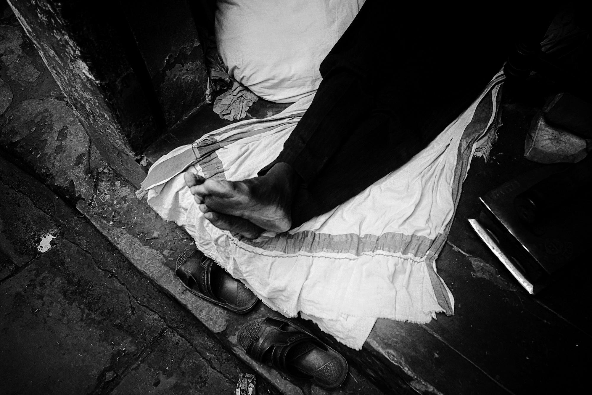 Balade dans les ruelles de Varanasi 007_p110