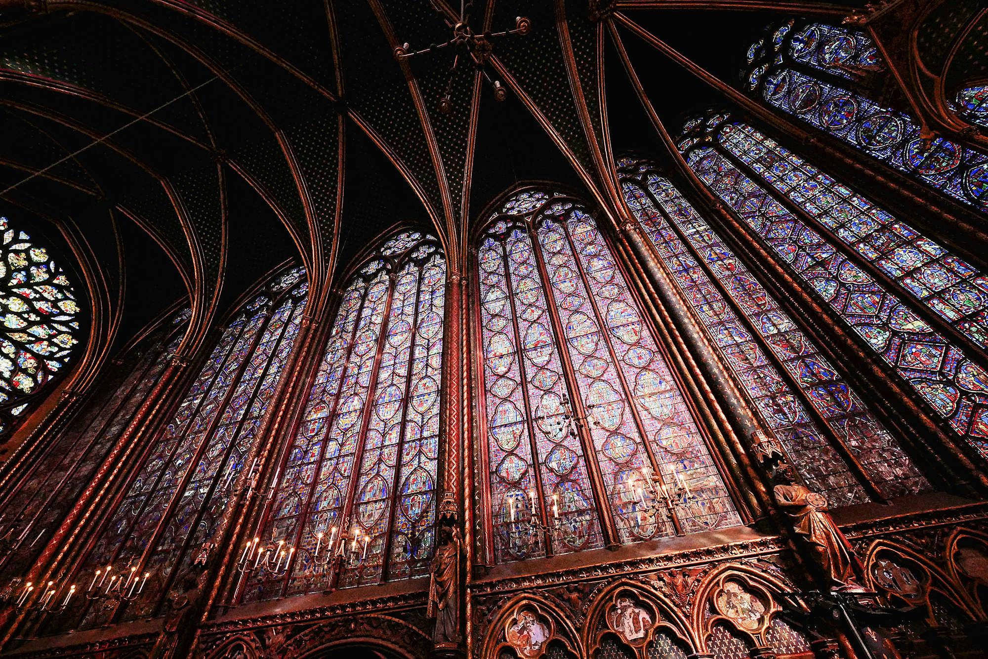 Sainte Chapelle  (la série) 007_p113