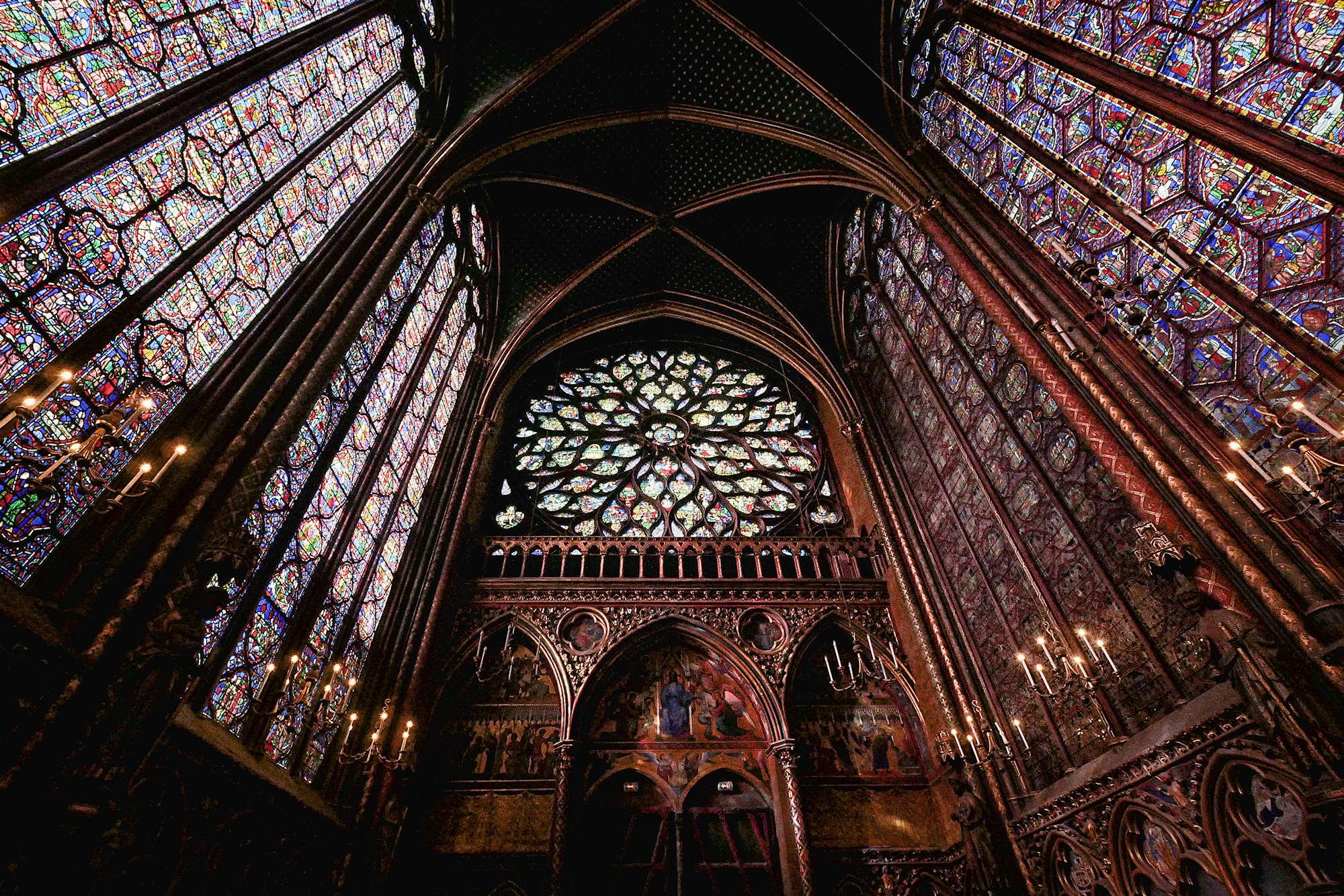 Sainte Chapelle  (la série) 008_p113