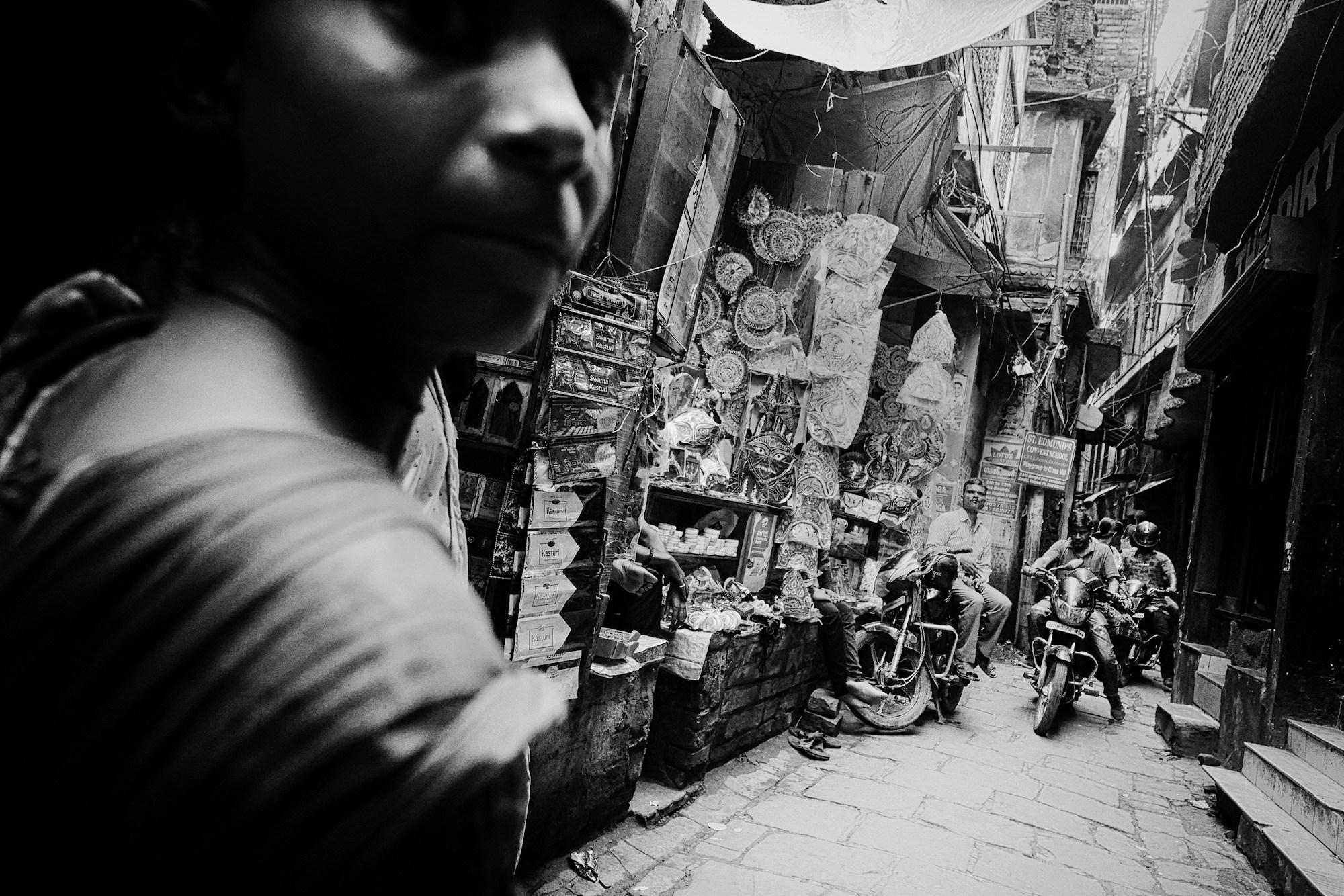 Balade dans les ruelles de Varanasi 015_p111