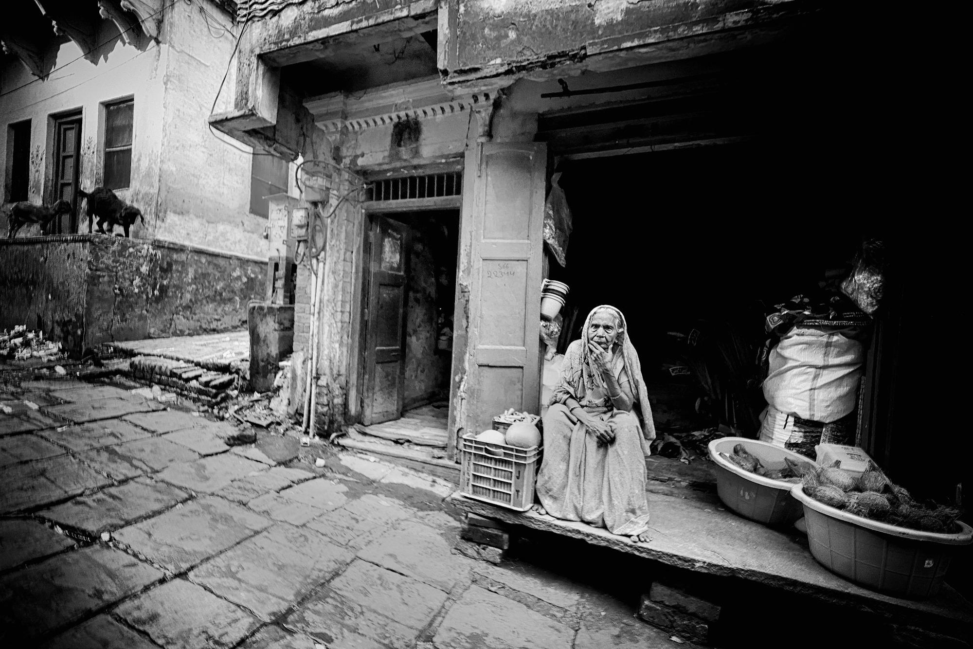 Balade dans les ruelles de Varanasi 021_p110