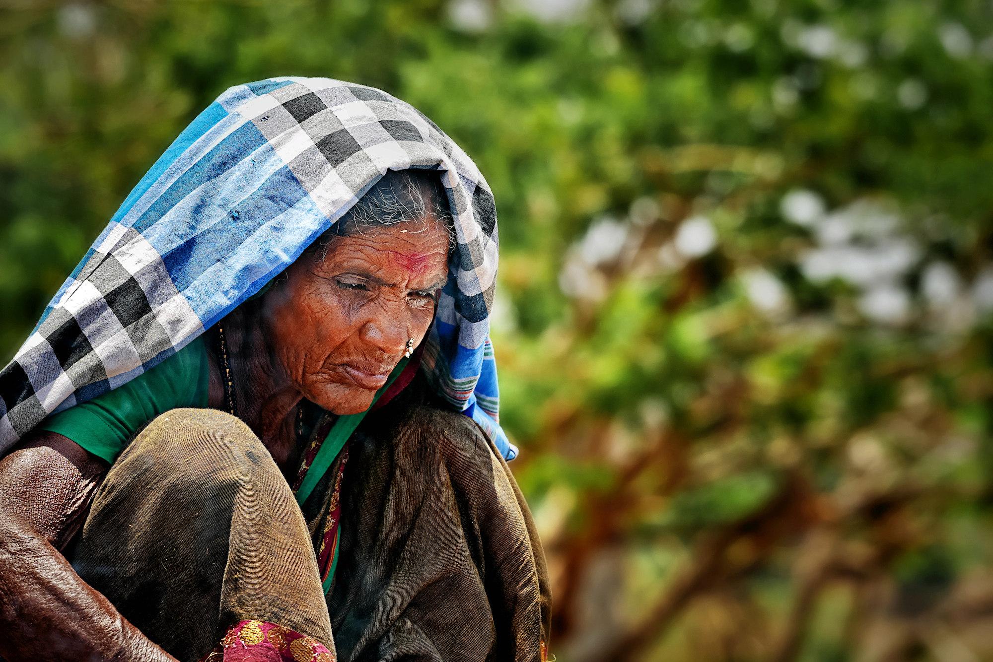 La voyante de Pattadakal Dmc-gx11