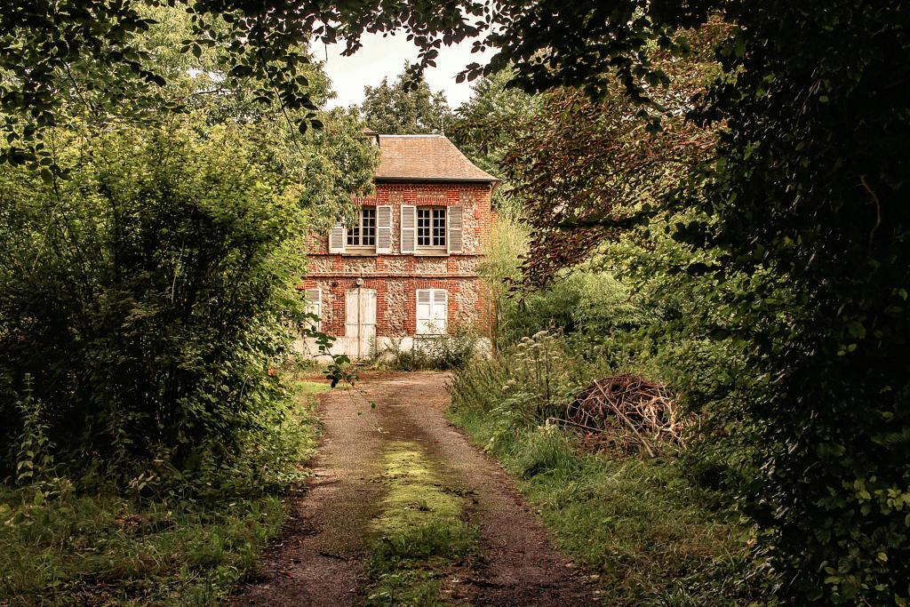 maison forestière  Img_3110