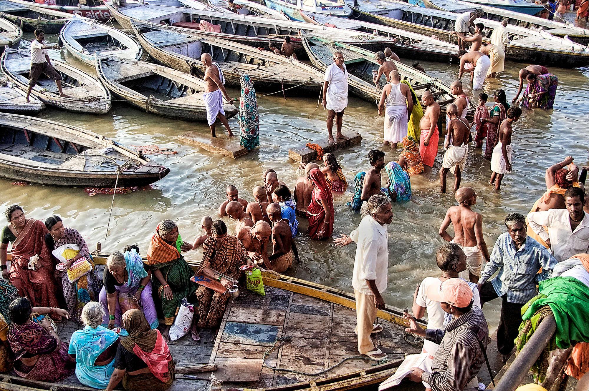 Ganga ablutions Img_6610