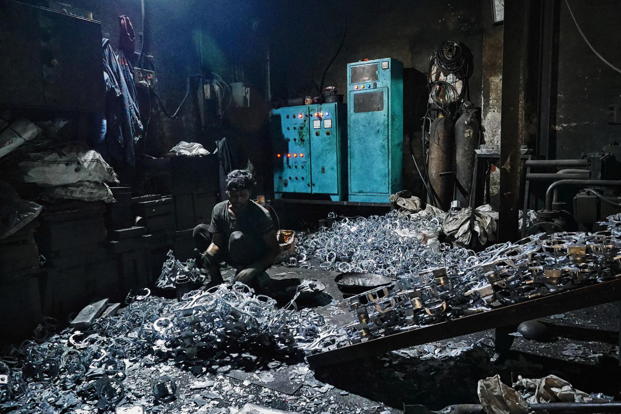 Après le recyclage, on fabrique P1120533