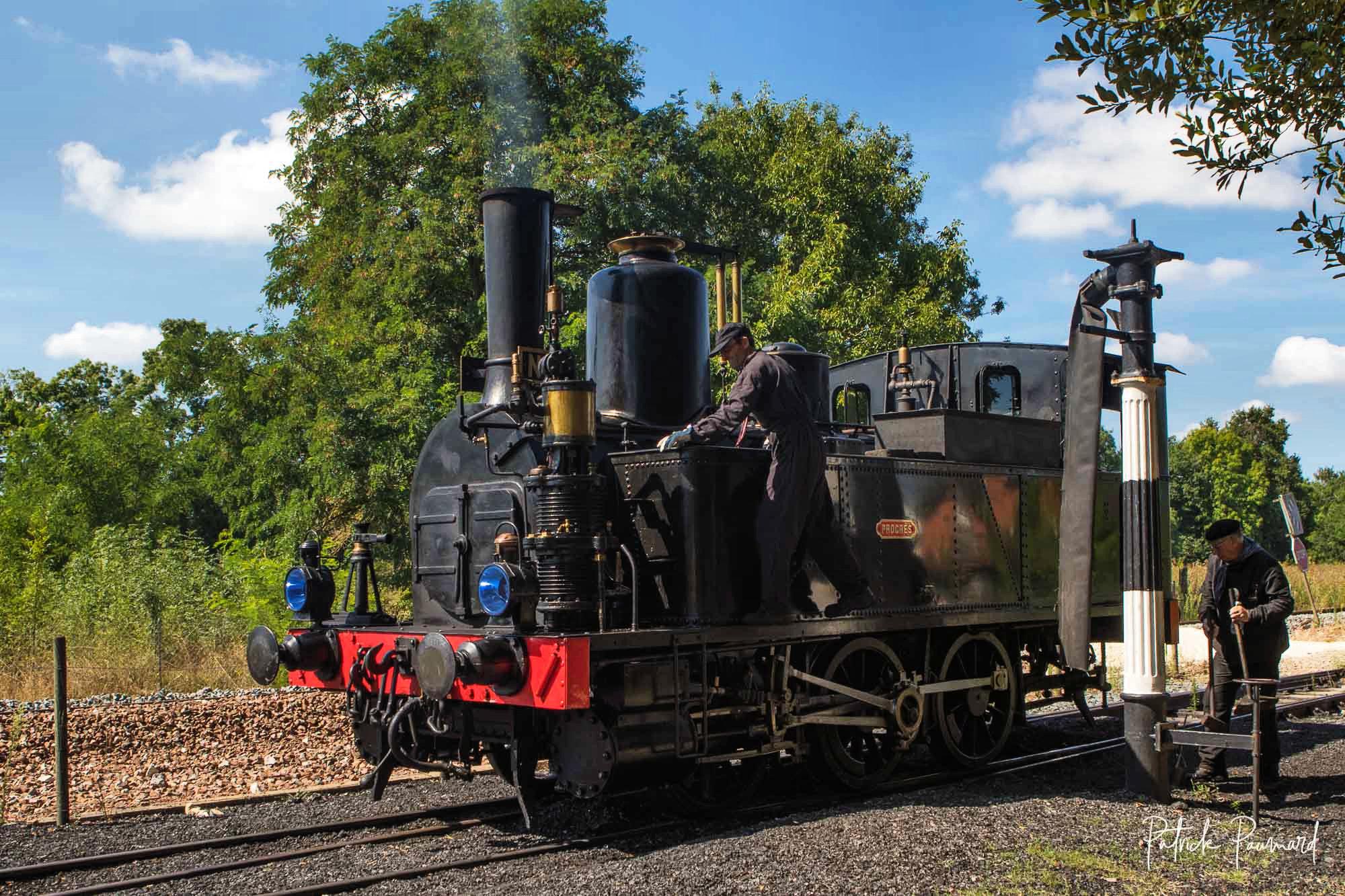 [Urbex Engins et véhicules] Le train des mouettes Train110