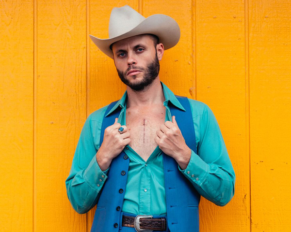 CHARLEY CROCKETT [Texas/country-soul] - Gira septiembre 2019 Charle10