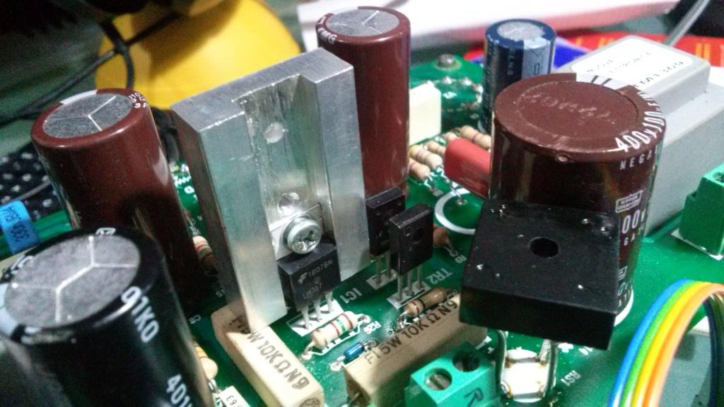 Kit N.E. LX 1309, amplificatore a valvole - Pagina 2 Img-2012