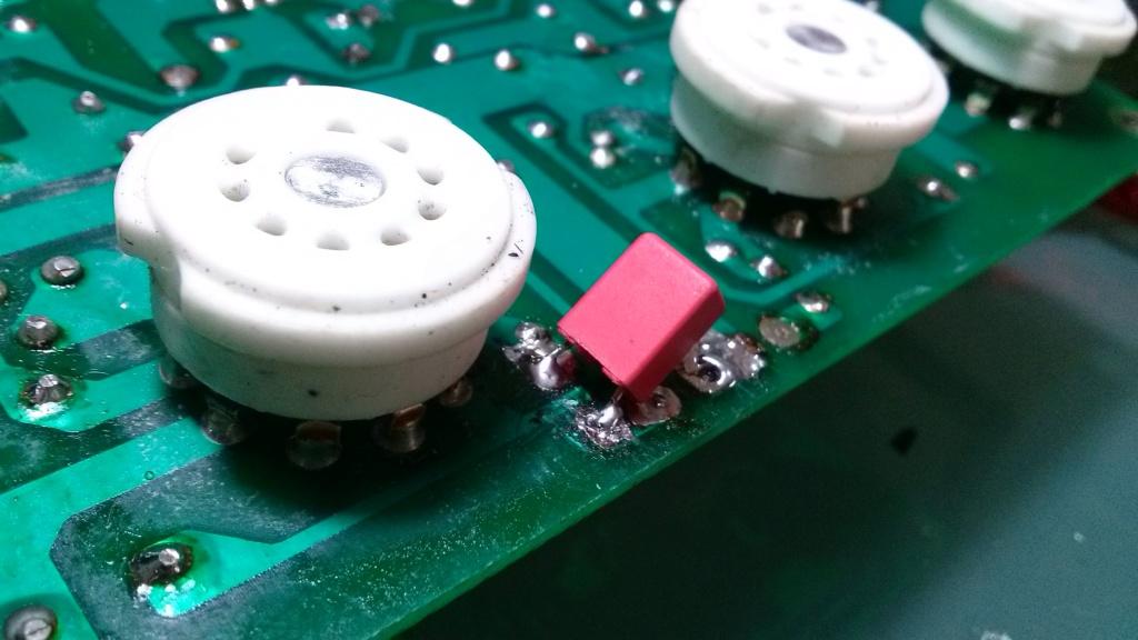 Kit N.E. LX 1309, amplificatore a valvole - Pagina 2 Img-2013