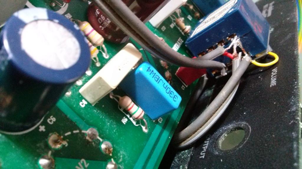 Kit N.E. LX 1309, amplificatore a valvole - Pagina 2 Img-2014