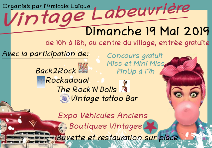 Rassemblement vintage Labeuvriere 19/5/2019 2019la10