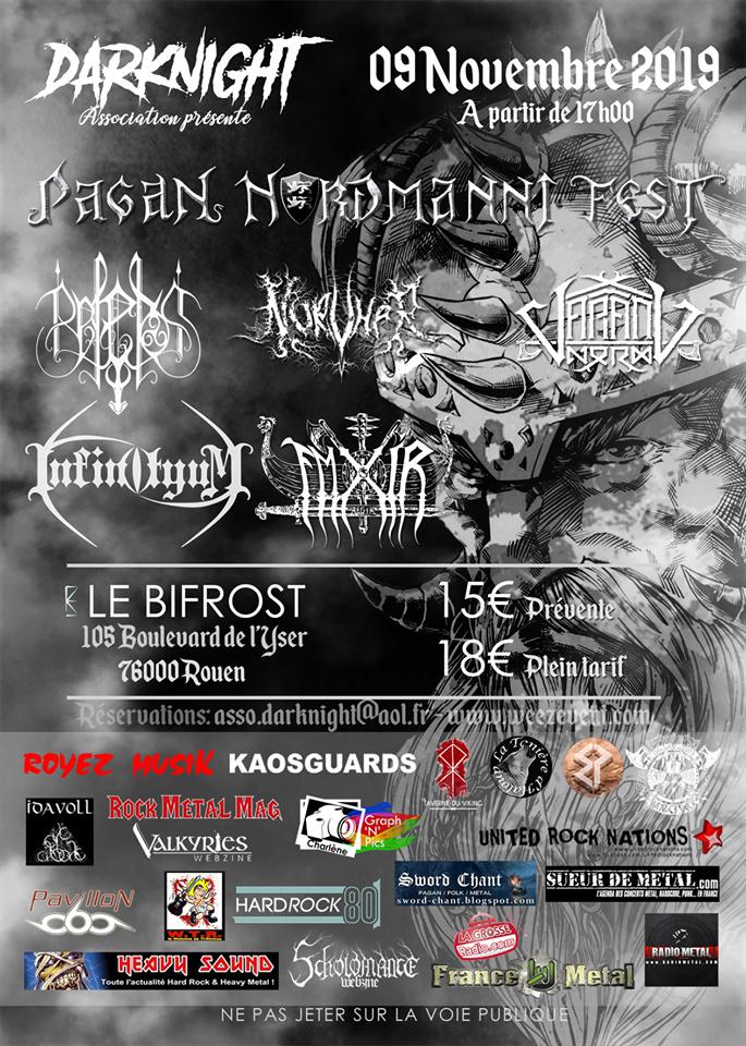 Pagan Nordmanni Fest : le 9 novembre 2019 au bifrost a rouen 55853710