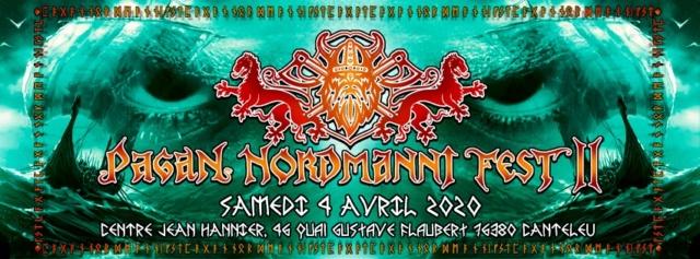 Pagan Nordmanni Fest II Le retour : le 4 avril a canteleu 80688410