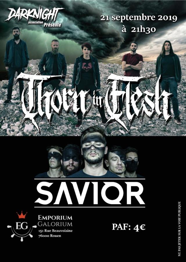 Thorn in flesh / Savior Flyers11