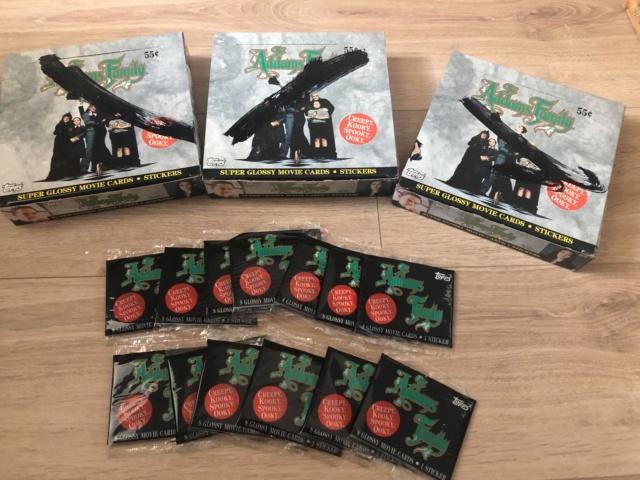 (VDS) Trading cards et autres objets 90s 10287310