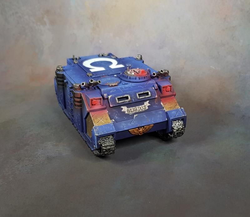 [ SM ] Ultramarines 40k  Rhino_15