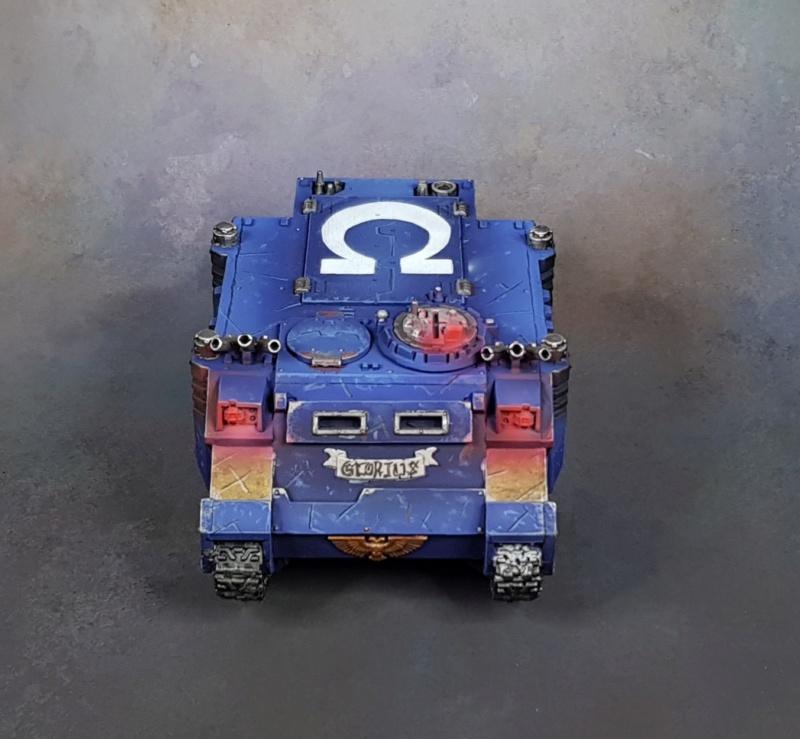 [ SM ] Ultramarines 40k  Rhino_17