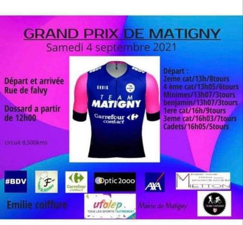 Grand prix de Matigny 20210811