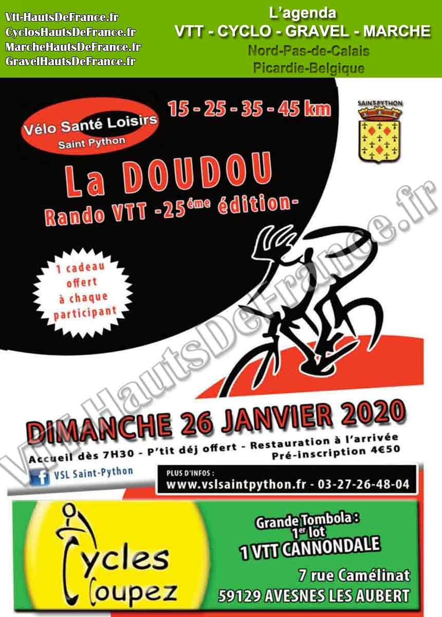 La Doudou Saint Python 26/01/20 Doudou10