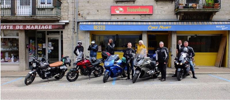 M.C-Les gaulois      MOTO CLUB DE MONTALIEU-VERCIEU depuis 1994