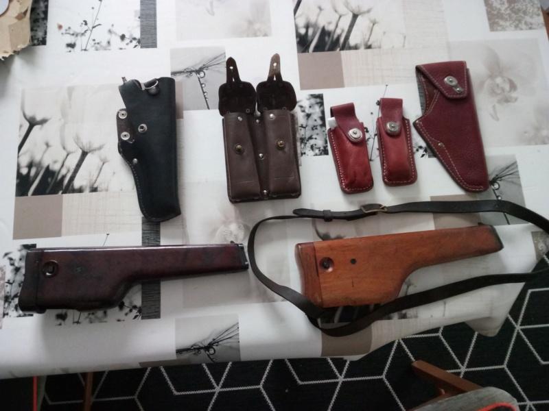 Présentation pistolet Stechkin APS 9x18  27021910