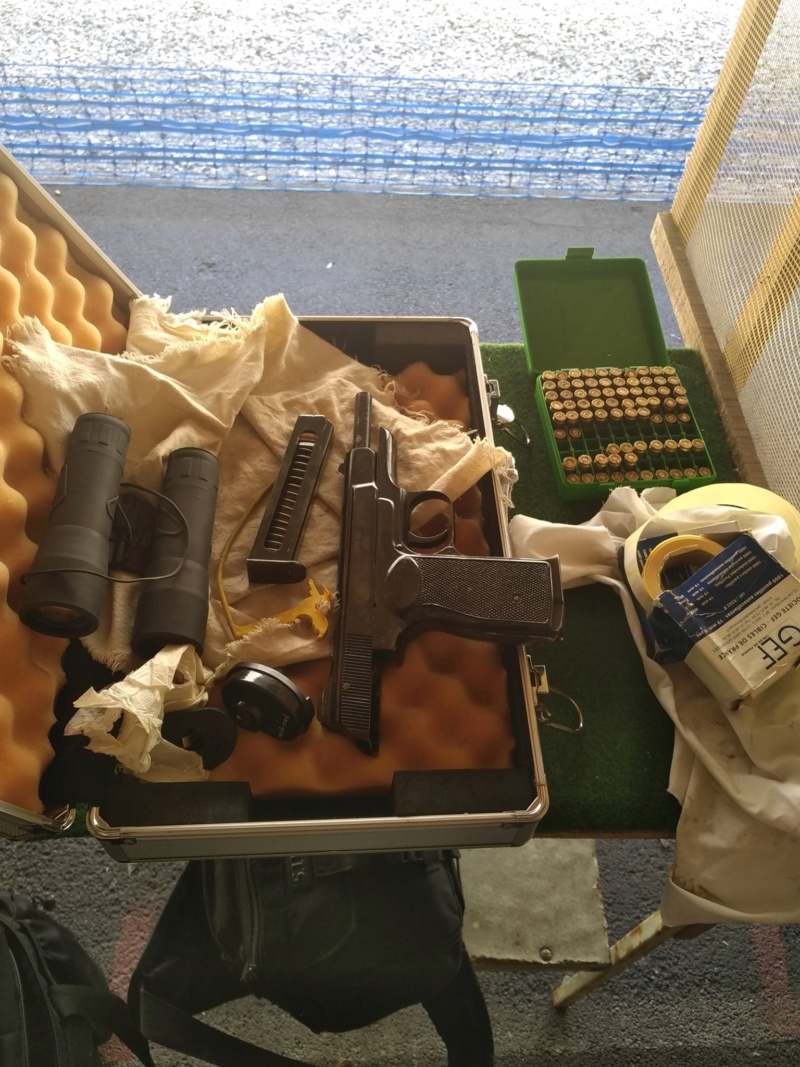 Présentation pistolet Stechkin APS 9x18  66482410