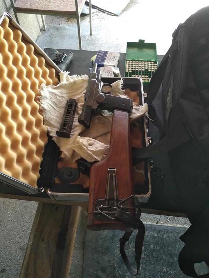 Présentation pistolet Stechkin APS 9x18  67196310