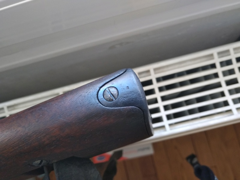 carabine BERTHIER 1890  - Page 3 Img_2129