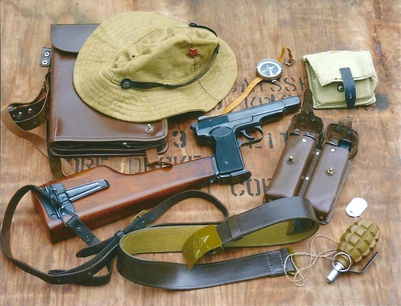 Présentation pistolet Stechkin APS 9x18  Numzor12